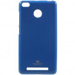"""""""Mercury"""" dėklas - mėlynas (Redmi 3S)"""