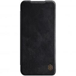 """""""Nillkin"""" Qin atverčiamas dėklas - juodas (Poco M3 Pro / Redmi Note 10 5G)"""