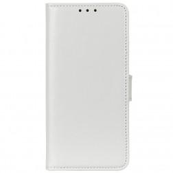 Atverčiamas dėklas, knygutė - baltas (Redmi Note 10 Pro)