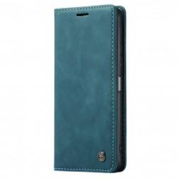 """""""CaseMe"""" Retro solidus atverčiamas dėklas - žalias (Redmi Note 10 Pro)"""