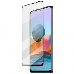 """""""Mocolo"""" Tempered Glass apsauginis ekrano stiklas 0.26 mm - juodas (Redmi Note 10 Pro)"""
