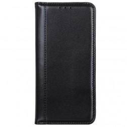 """""""Shell Magnet"""" atverčiamas dėklas - juodas (Redmi Note 10S / Note 10 4G)"""