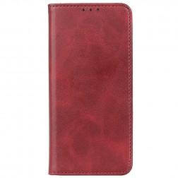 """""""Split"""" atverčiamas dėklas - raudonas (Poco M3 Pro / Redmi Note 10 5G)"""