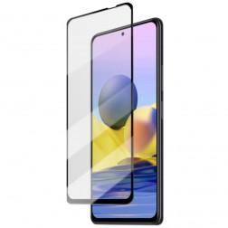 """""""Mocolo"""" Tempered Glass apsauginis ekrano stiklas 0.26 mm - juodas (Redmi Note 10S / Note 10 4G)"""