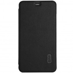 """""""Lenuo"""" Ledream atverčiamas dėklas - juodas (Redmi Note 3 / Redmi Note 3 Pro)"""
