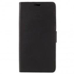 Atverčiamas dėklas, knygutė - juodas (Redmi Note 4X)