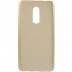 """""""Mercury"""" dėklas - auksinis (Redmi Note 4X)"""