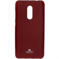 """""""Mercury"""" dėklas - raudonas (Redmi Note 4X)"""
