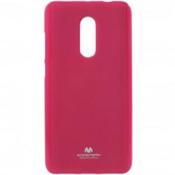 """""""Mercury"""" dėklas - tamsiai rožinis (Redmi Note 4X)"""