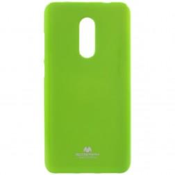 """""""Mercury"""" dėklas - žalias  (Redmi Note 4X)"""