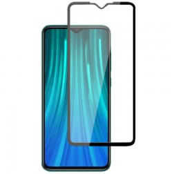 """Rurihai"" Tempered Glass apsauginis ekrano stiklas 0.26 mm - juodas (Redmi Note 8 Pro)"