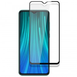 """Mocolo"" Tempered Glass apsauginis ekrano stiklas 0.26 mm - juodas (Redmi Note 8T)"