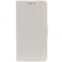 Atverčiamas dėklas, knygutė - baltas (Redmi Note 8T)