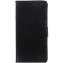 Atverčiamas dėklas, knygutė - juodas (Redmi Note 8T)
