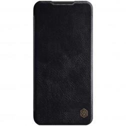 """""""Nillkin"""" Qin atverčiamas dėklas - juodas (Redmi Note 8T)"""