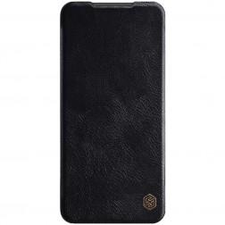 """""""Nillkin"""" Qin atverčiamas dėklas - juodas (Redmi Note 9 Pro)"""