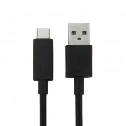 """Xiaomi"" USB Type-C laidas - juodas (1 m.)"