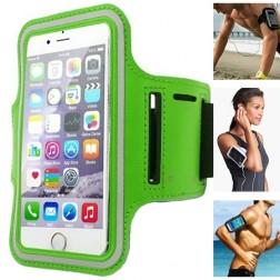 Dėklas sportui (raištis ant rankos) - žalias (L dydis)