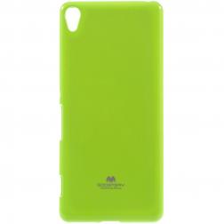 """""""Mercury"""" dėklas - žalias (Xperia XA)"""