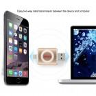"""iDiskk"" Lightning USB 3.0 Flash Drive sidabrinė 64 Gb atmintinė"