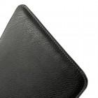 Apple iPad Air universali juoda odinė planšetės įmautė