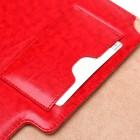"Apple iPad Pro universali raudona odinė planšetės įmautė (13"" planšetėms)"