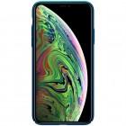 Nillkin Frosted Shield Apple iPhone 11 mėlynas plastikinis dėklas