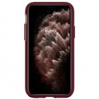"""Spigen"" Neo Hybrid Burgundy sustiprintos apsaugos Apple iPhone 11 Pro bordo dėklas"
