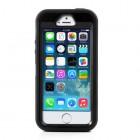 """Maksimalios apsaugos hibridinis 4-dalių """"OtterBox"""" Defender Apple iPhone SE (5, 5s) dėklas"""