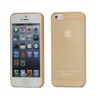 Ploniausias pasaulyje oranžinis Apple iPhone SE (5, 5s) dėklas