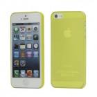 Ploniausias pasaulyje geltonas Apple iPhone SE (5, 5s) dėklas