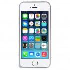 Kingxbar stilingas sidabrinis Apple iPhone 5, 5s ir SE rėmelis - kraštų apvadas (bamperis)