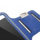 Dėklas sportui (raištis ant rankos) - mėlynas, universalus (L dydis)