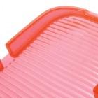 Raudonas Anti-Slip Pad automobilinis kilimėlis, laikiklis (S dydis)
