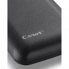 Cager B15 atsarginė išorinė lyčio jonų baterija (akumuliatorius, 7200 mAh), angl. Power bank - juoda