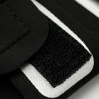 Dėklas sportui (raištis ant rankos) - pilkas, universalus (XL dydis)