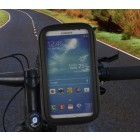 """""""Handlebar"""" universalus juodas telefono dėklas dviračiui (XXL)"""