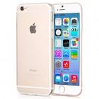 Hoco Light Apple iPhone 6 (6s) baltas skaidrus silikoninis TPU dėklas