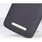 """""""Nillkin"""" Frosted Shield  HTC Desire 500 juodas dėklas"""