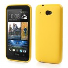 """""""Jelly Case"""" HTC Desire 601 geltonas dėklas"""