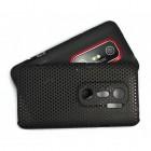 Tinklelio formos HTC Evo 3D juodas dėklas