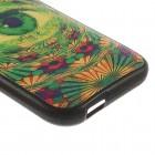 HTC One Mini 2 spalvotas kieto silikono TPU dėklas (nugarėlė) - Paslaptingoji akis