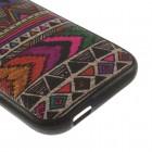 HTC One Mini 2 spalvotas kieto silikono TPU dėklas (nugarėlė) - Raštai