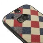 """""""My Colors"""" HTC One M8 languotas kieto silikono (TPU) dėklas"""