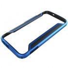 HTC One M9 Nillkin Slim rėmelis (kraštų apvadas, bamperis) - mėlynas