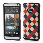 """""""My Colors"""" languotas HTC One M7 spalvotas dėklas"""