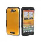 HTC One X auksinis dėklas