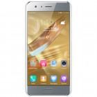 Huawei Honor 9 (Honor 9 Prmium) Nillkin Frosted Shield baltas plastikinis dėklas + apsauginė ekrano plėvelė