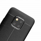 """Huawei Mate 20 Pro """"FOCUS"""" kieto silikono TPU juodas dėklas - nugarėlė"""