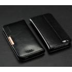"""""""Kalaideng"""" Royale atverčiamas juodas odinis Apple iPhone SE (5, 5s) dėklas""""Kalaideng"""" Royale atverčiamas juodas odinis Apple iPhone SE (5, 5s) dėklas"""